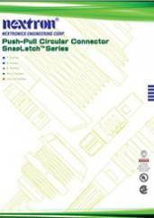 Push-Pull Circular Connector DM (2 Pages)
